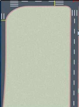 Revit场景布置中马路如何画。