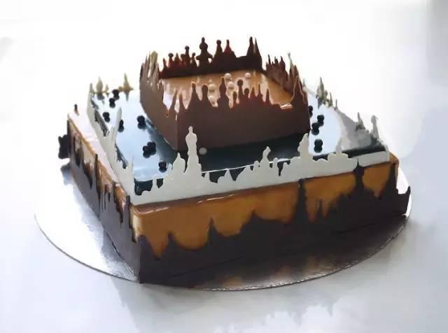 建筑设计+甜品,不会做甜品的不是好设计师_5