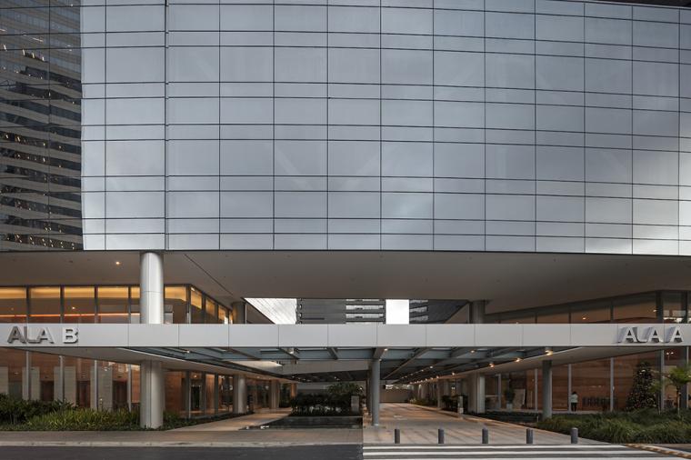 [建筑案例]巴西双子办公楼
