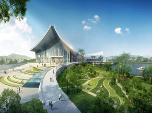 国家南海博物将打造成南海门户地标式建筑,总投资9.3294亿!