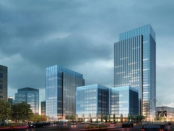 [上海]高层SOHO办公楼工程监理大纲(171页 参考性高)