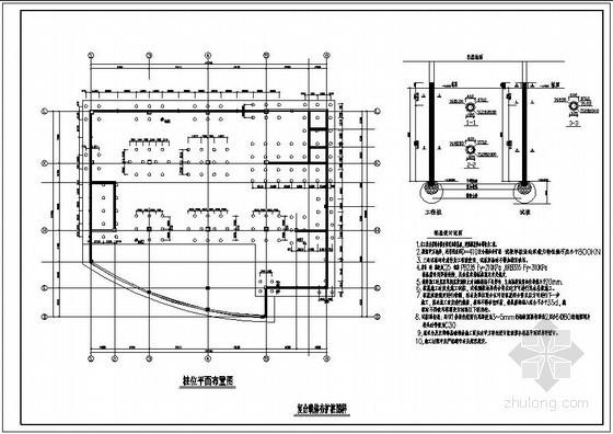 某复合载体夯扩桩图样节点构造详图