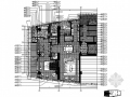 [上海]简约欧式小户型样板间软装方案(含效果图)