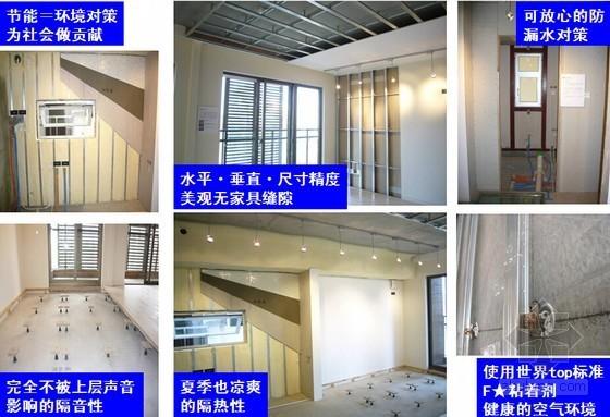 房建工程内装修施工工艺汇报