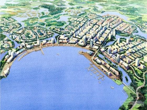 [天津]自然遗产生态文明湿地生态公园景观规划设计方案