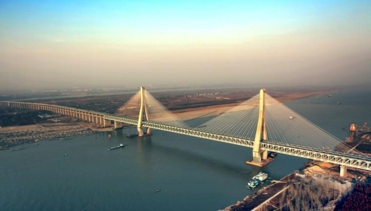 中国那些花钱最多的长江大桥,你知道几个?