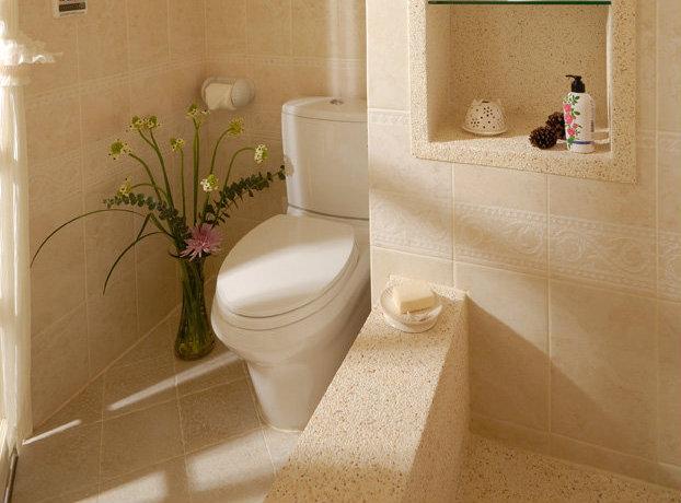 80平米小户型现代简约风格浴室装修效果图