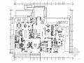 [内蒙]高档现代风格两层别墅室内装修施工图