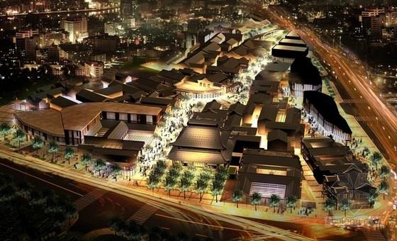 [浙江]城市历史街区规划及保护设计方案文本