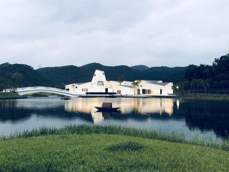 广东云上西棠田园度假综合体