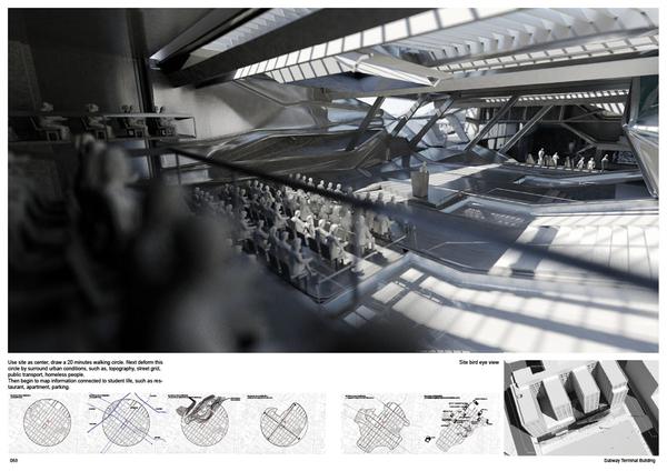 建筑设计作品集的四重境界_9