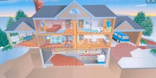 地暖安装必看知识点总结