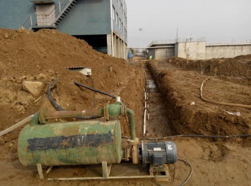 [江苏]南京城东教育园区室外排水工程施工组织方案