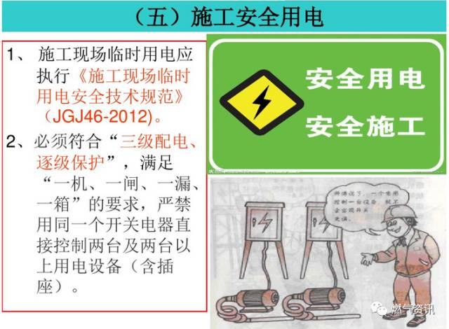 燃气工程施工安全培训(现场图片全了)_43