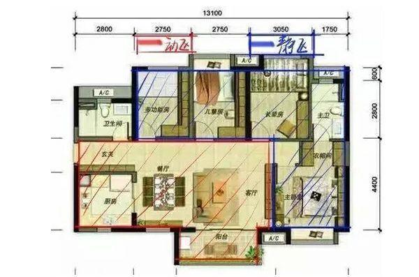 8个户型常识,买房装修必须要知道!_17