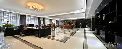 西安金融机构设计-洛川鼎信投资管理公司办公室_10