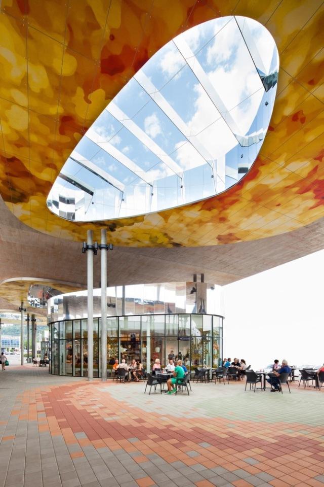 万漪景观分享--Nord Graz 购物中心-BEHF Corporate 第3张图片