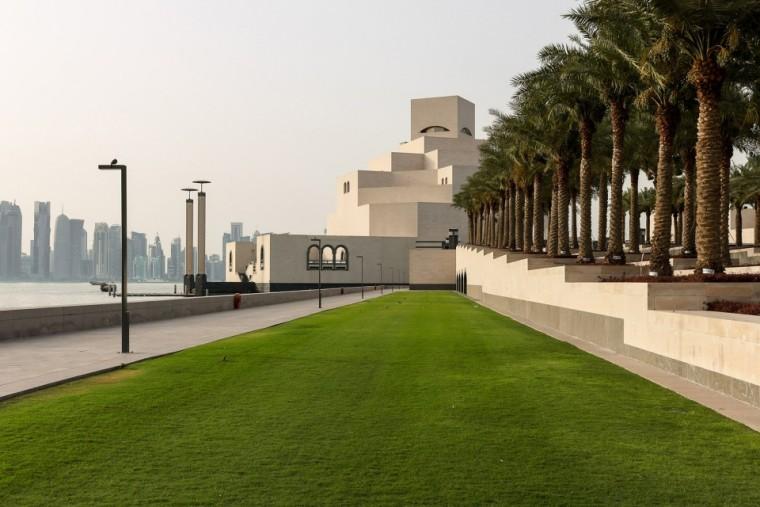 IBN室内景观资料下载-[建筑案例]贝聿铭伊斯兰艺术博物馆