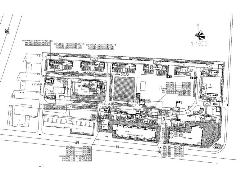 [江苏]青年公寓电缆专项设计图400V电缆出线及表箱设计