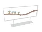 田园小品3D模型下载
