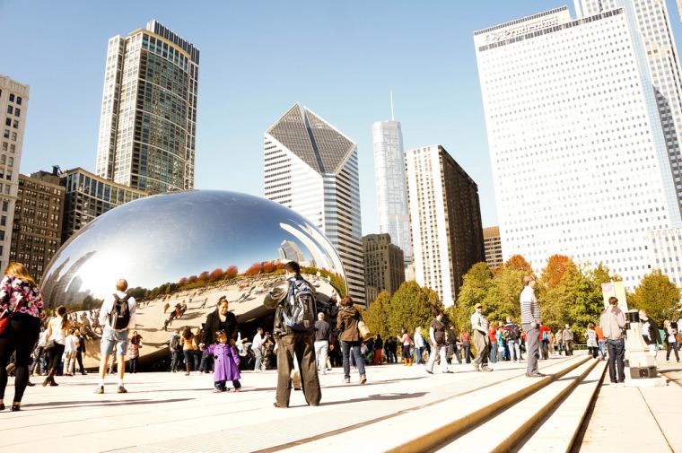 美国城市公共空间的改造