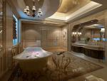 欧式卫生间3D模型下载