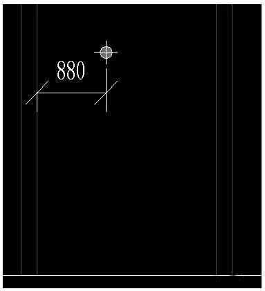 Revit剖面视图中无法标注风管/桥架外框尺寸的方法