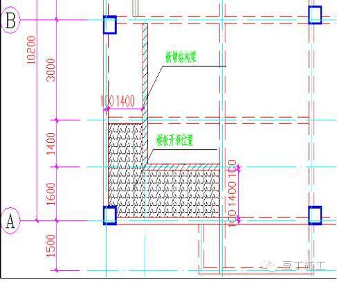 钢筋混凝土楼板开洞后,结构梁和板如何加固?_9
