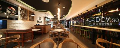 西安最有诗意的特色主题餐厅设计-真味上上签_8