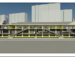 【苏州】莫邪路地铁车站BIM协同设计