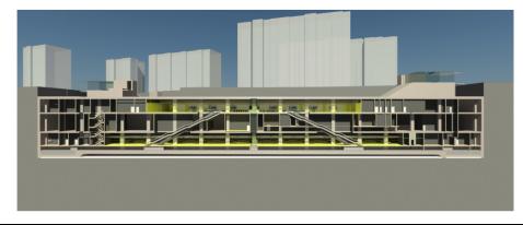 [苏州]莫邪路地铁车站BIM协同设计
