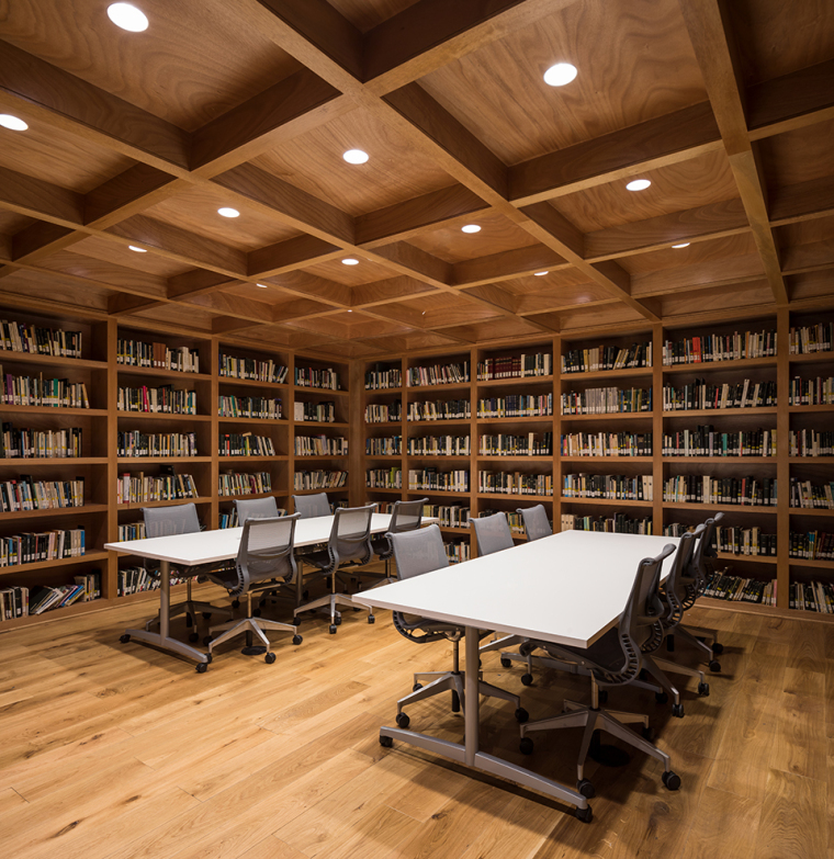 墨西哥蒙特雷科技大学新图书馆-13