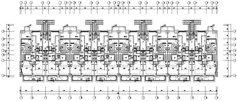 弱电平面图-2