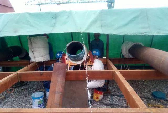 管道焊接工艺(一)干货建议收藏
