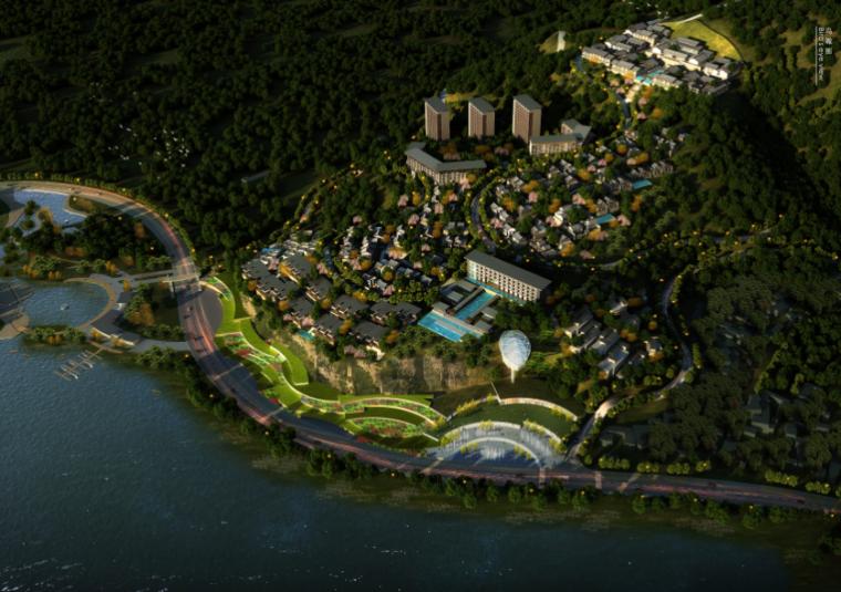 [云南]大理某旅游度假酒店规划设计方案