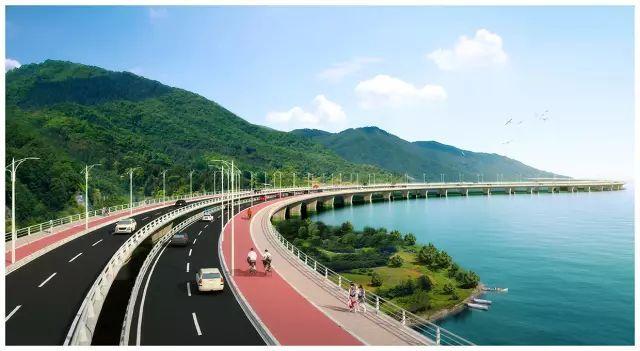 昆明城区最美公路,全程水上走,开车跑步骑行随意切换!海量美图