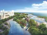 [湖南]长沙市芙蓉区浏阳河休闲带概念性规划及城市设计(滨水,休闲)