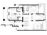 [深圳]梁志天设计——现代风格样板房精装修全套施工图
