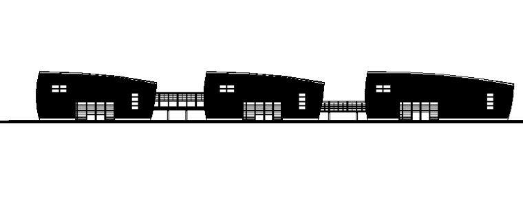 地铁车辆段建筑规划方案设计(含方案及施工图)