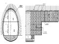 轨道交通隧道光面爆破设计及开挖监测施工方案