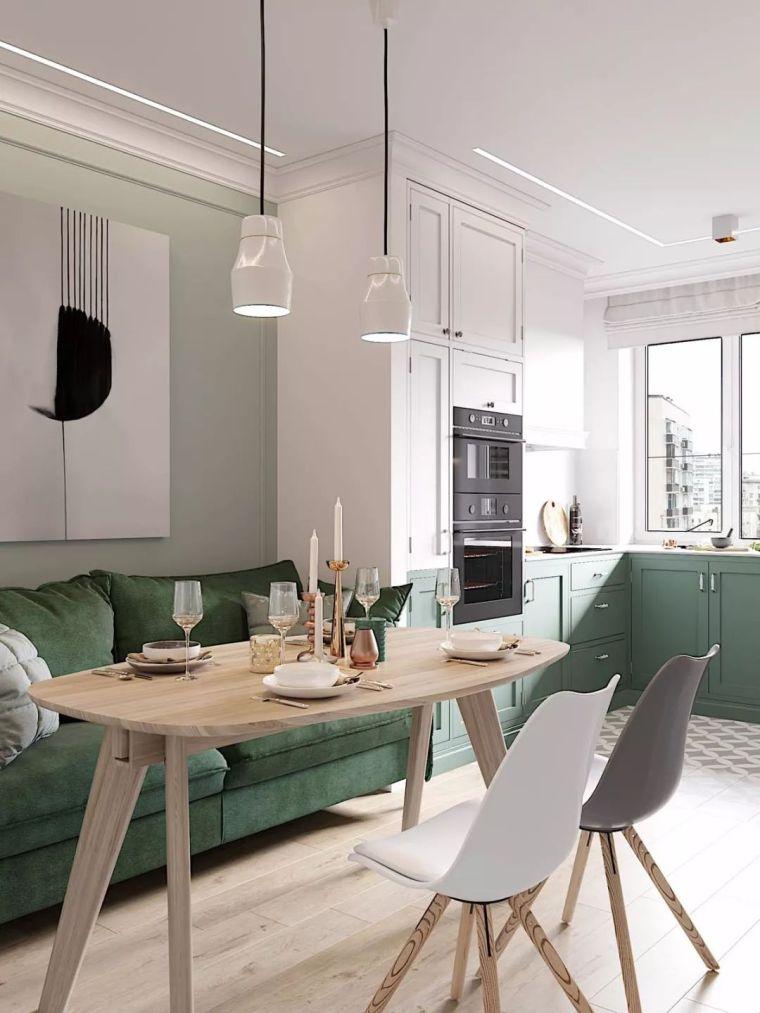 精致的北欧公寓设计,这才是业主想要的简约风!