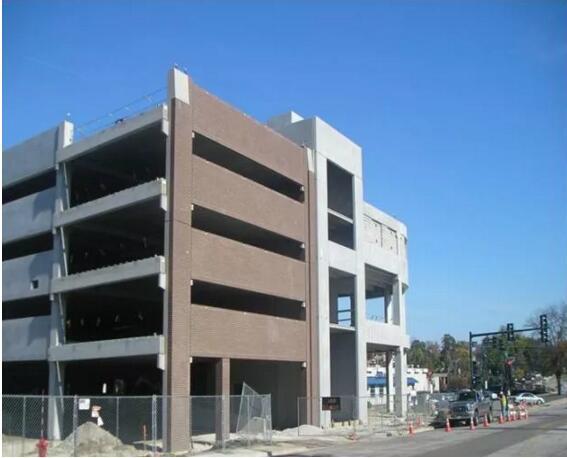 美国预制混凝土在立体停车场的运用案例(附图纸)_25