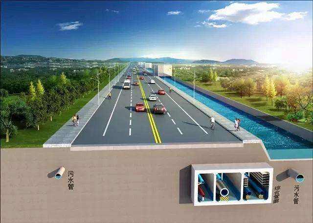 综合管廊工程专项施工方案(63页)