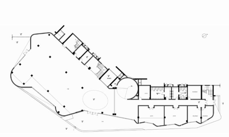 [广东]梁志天景峰湾销售中心设计施工图(附效果图)