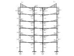 6层框架结构宾馆结构设计计算书(word,69页)