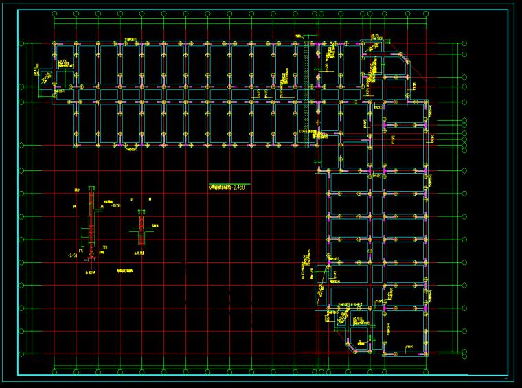 学校工程施工组织设计(近200页,附图多)