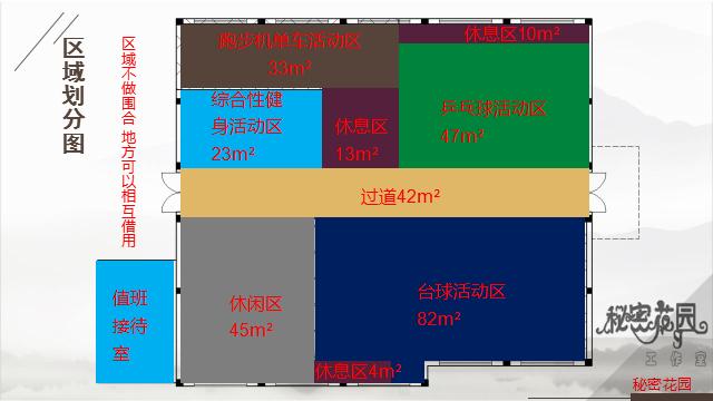 慈溪市看守所健身房休闲区设计_2