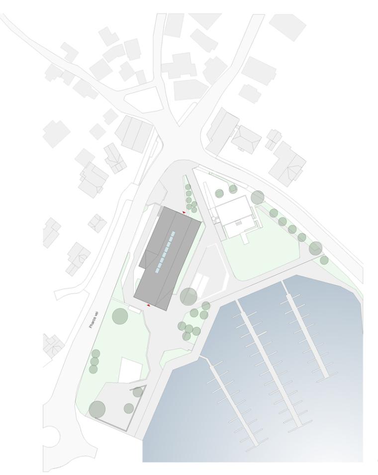 挪威格里姆斯塔德图书馆-18
