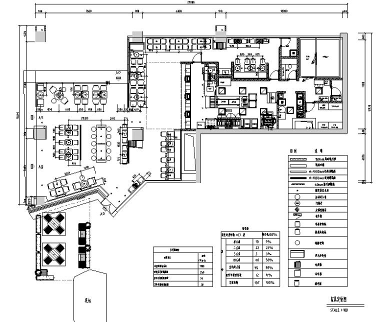 家具定位图