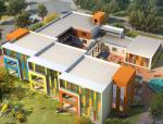 [四川]成都市标准幼儿园建筑设计方案文本